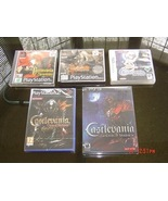 Castlevania Symphony of the Night Collectors Edition +  Chro - $850.00
