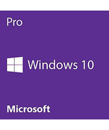Windows 10 Pro Professional Upgrade Key for 32 and 64 Bit -Activation Gu... - $10.90