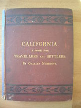 1874 California Travel for Health Pleasure Resi... - $74.99