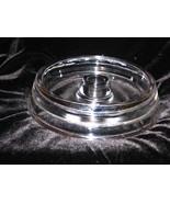 Candleholder Vintage 1940's Glass ! - $21.93