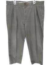 Dockers Levis Men's Pants Classic Fit Pleated Big and Tall Size 43 x 29 - $15.98