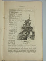 1878 ALONG THE HAVEL RIVER GERMANY Berlin Potsdam Harper's Monthly May 336 - $19.99