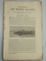 1878 COAST RAMBLES IN ESSEX – Boston MA Salem coastline Harper's Monthly... - $19.99