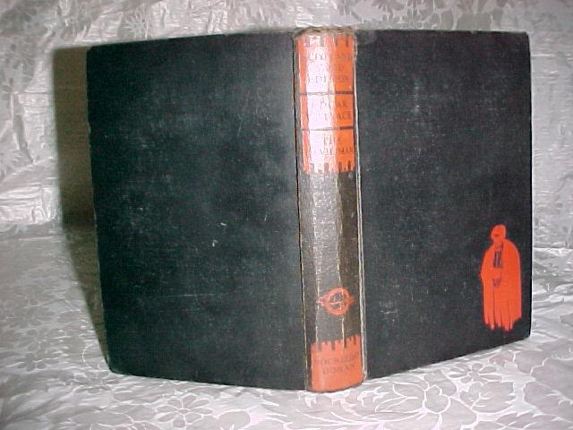 THE DEVIL MAN-EDGAR WALLACE,Doubleday,1932 ScotlandYard;DETECTIVE MYSTERY THRILL