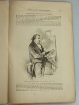 1878 JOSEPH MALLORD WILLIAM TURNER painter illu... - $19.99