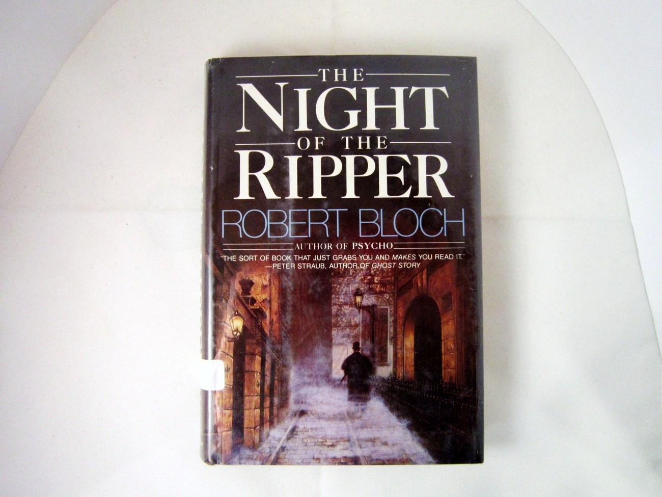 Night of the Ripper 1984 Robert Bloch