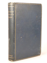 1886 Matthew Arnold POEMS Poetry HC - $39.99