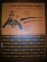 1890's Illustrated Firearm Catalog John P. Love... - $39.99