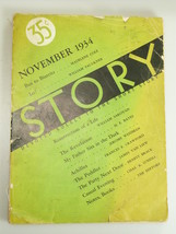 1934 WILLIAM FAULKNER William Saroyan Story Magazine November short stor... - $24.99