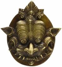 Casa Hardware Dragon Solid Brass Door Knocker Polished Brass