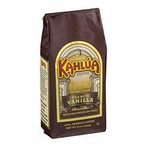 Kahlua Ground Coffee. 2, 12 Ounce Bags (French Vanilla) - $19.59