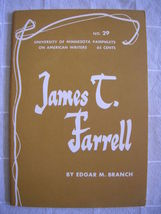1963 James T. Farrell - Pamphlets on American Writers #29 Lit Criticism - $19.99