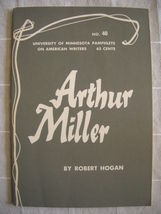 1964 Arthur Miller - Pamphlets on American Writers #40 Lit Criticism Pla... - $19.99