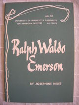 1964 Ralph Waldo Emerson - Pamphlets on America... - $19.99
