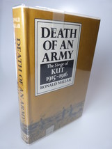 1970 Ronald Millar DEATH OF AN ARMY Siege of Ku... - $50.00