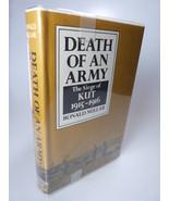 1970 Ronald Millar DEATH OF AN ARMY Siege of Kut, Iraq T.E. LAWRENCE  [1... - $50.00