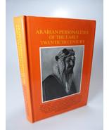 1986 Arabian Personalities Peninsula 1917 T.E. LAWRENCE [1st] Oleander P... - $55.00
