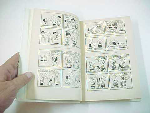 Snoopy - A Peanuts Book By Charles M Schulz- Hardcover