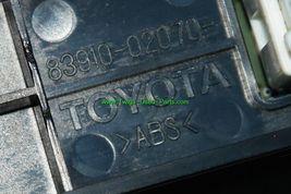 03-08 Toyota Corolla Digital Display Dash Clock *Rebuilt PCB Board* image 5