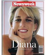 ORIGINAL Vintage 1997 Princess Diana Newsweek Commemorative Magazine - $18.51