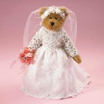 "Boyds Bears  ""Mrs. Foreverluv""  11"" Plush Bride- Style #4015448- 2009 -NEW - $79.99"
