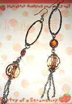 Long Dangling Earrings - $3.00