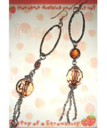 Long Dangling Earrings - $3.00