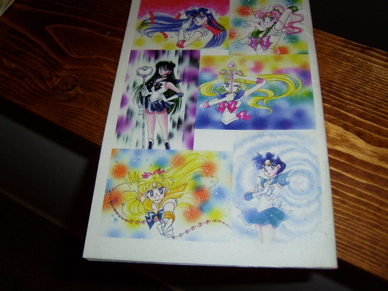 Sailor Moon Tokyopop Chix Comix comic Volume 21