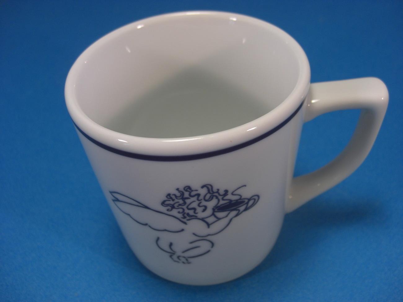 Starbucks Blue Angel Cherub by Rosanna Imports 1994