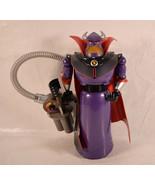 "Disney Emperor Zurg Large 15"" Lights up Sound Toy Story 2 Talking Intera... - $38.61"