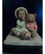 All God's Children -Tansy & Teddy, Green Socks-Rare, New  - $150.00