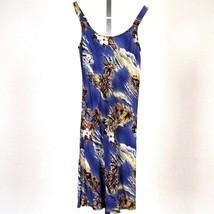 Hilo Hattie Hawaiian Sleeveless Aloha Dress size XS Ukulele Outrigger Hi... - $18.69