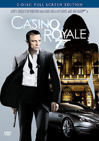 James bond casino royale 2 disc full