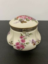 vintage lefton trinket box - $12.20