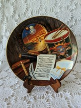 Knowles The Star Spangled Banner Collector Plate # 5287A 1991 - $8.72