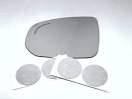 Fits 18-19  V90, XC60 Left Driver Mirror Glass Lens w/ Blind Spot Icon - $37.57