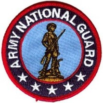 Army National Guard Patch - $6.79