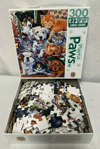 MasterPieces Playful Paws Large 300 Piece EZ Grip Jigsaw Puzzle - $17.30