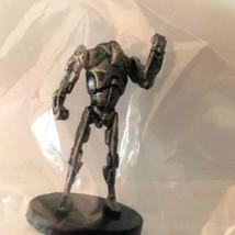 Star Wars Minatures: Super Battle Droid 40/60 Separtist 10  Revenge Sith... - $2.10