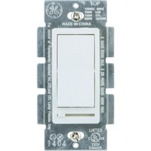 GE(R) 10464 Single Pole Rocker-Style Dimmer - $36.30