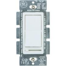 GE(R) 10464 Single Pole Rocker-Style Dimmer - $35.58