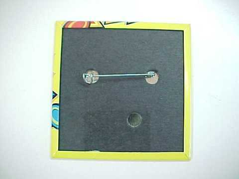 Vintage Disney Disneyland Winnie the Pooh Pin Back Button