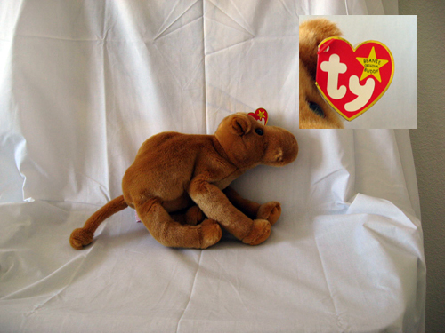 Collectibles TY BEANIE BUDDY - MINT CONDITION HUMPHREY