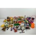Mcdonalds Happy Meal Toys Lot Of 48 Spongebob Shrek Toy Story Dora Burger King - $32.99