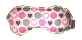 Hearts Love Eye Pad Hot / Cold You Pick A Scent Microwave Heating Pad Re... - $9.99