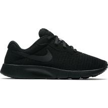 Nike Tanjun PS Black Black 818382-001 Preschool Kids Running Shoes - $44.95