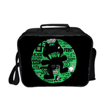 Monstercat Monster Cat Kid Adult Lunch Box Lunch Bag Picnic Bag B - $19.99