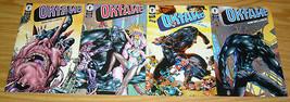 Oktane #1-4 VF/NM complete series GERARD JONES & GENE HA dark horse comics set - $3.99