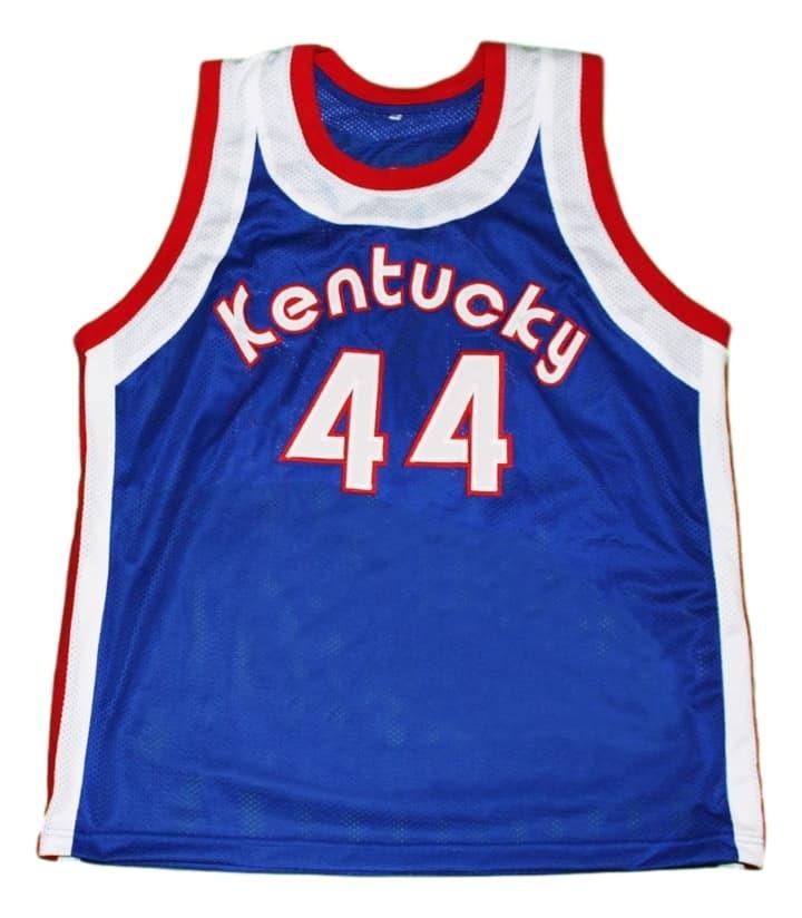 Dan Issel #44 Kentucky Colonels New Men Basketball Jersey Blue Any Size