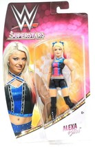 1 Mattel WWE Superstars Alexa Bliss Poseable Action Figure Doll Ages 6 & Up - $16.99